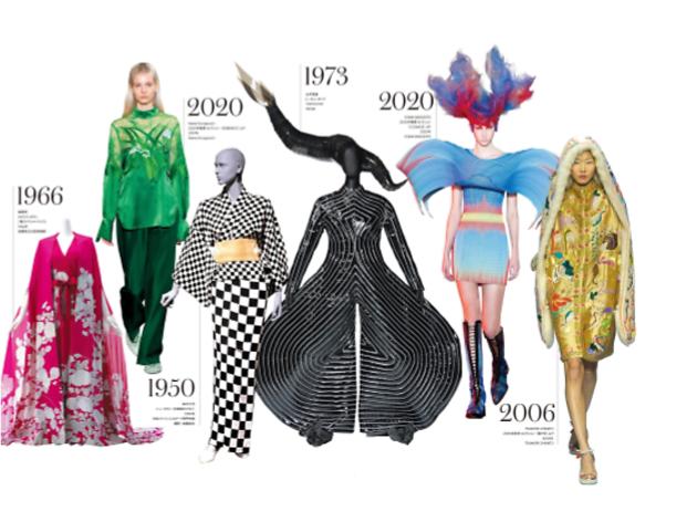 特別展「ファッション イン ジャパン1945〜2020 ー流行と社会