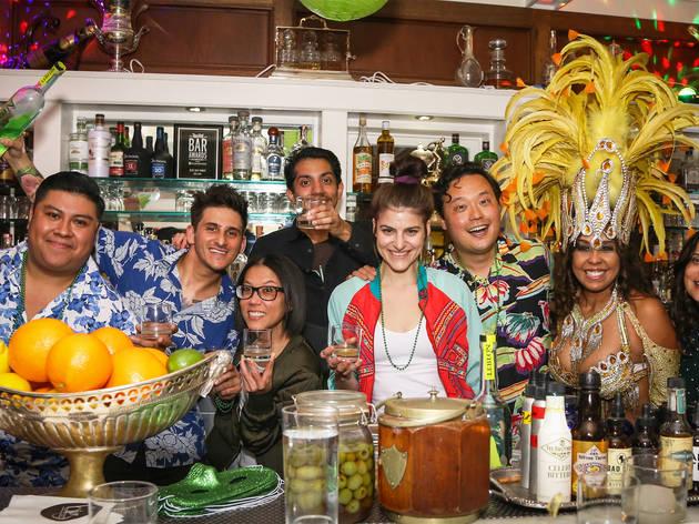 Big Bar, staff, bartending, bartenders