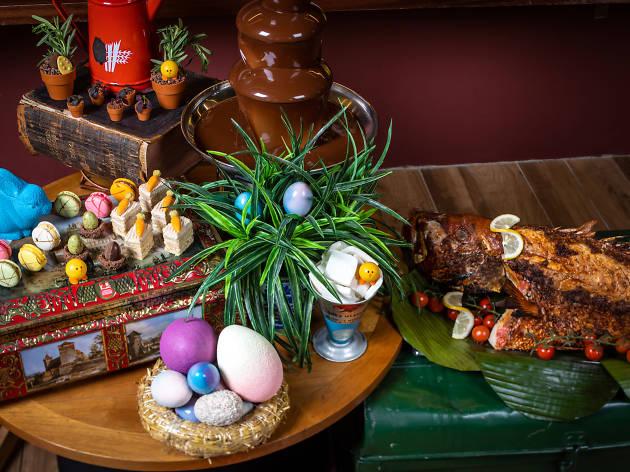 Porta Easter brunch 2020