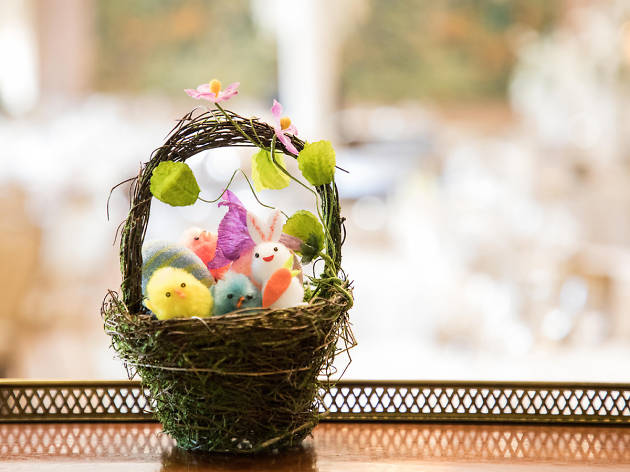 Four Seasons Singapore Easter 2020