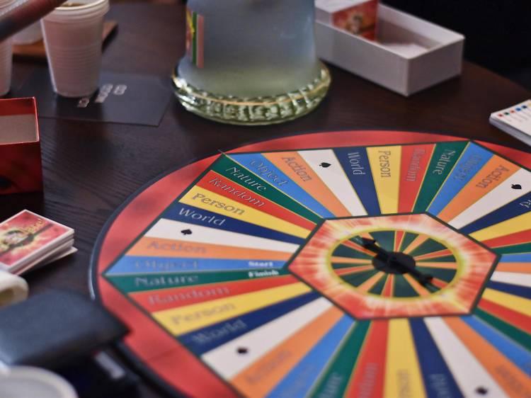 Dia 4: tirar o pó aos jogos de tabuleiro