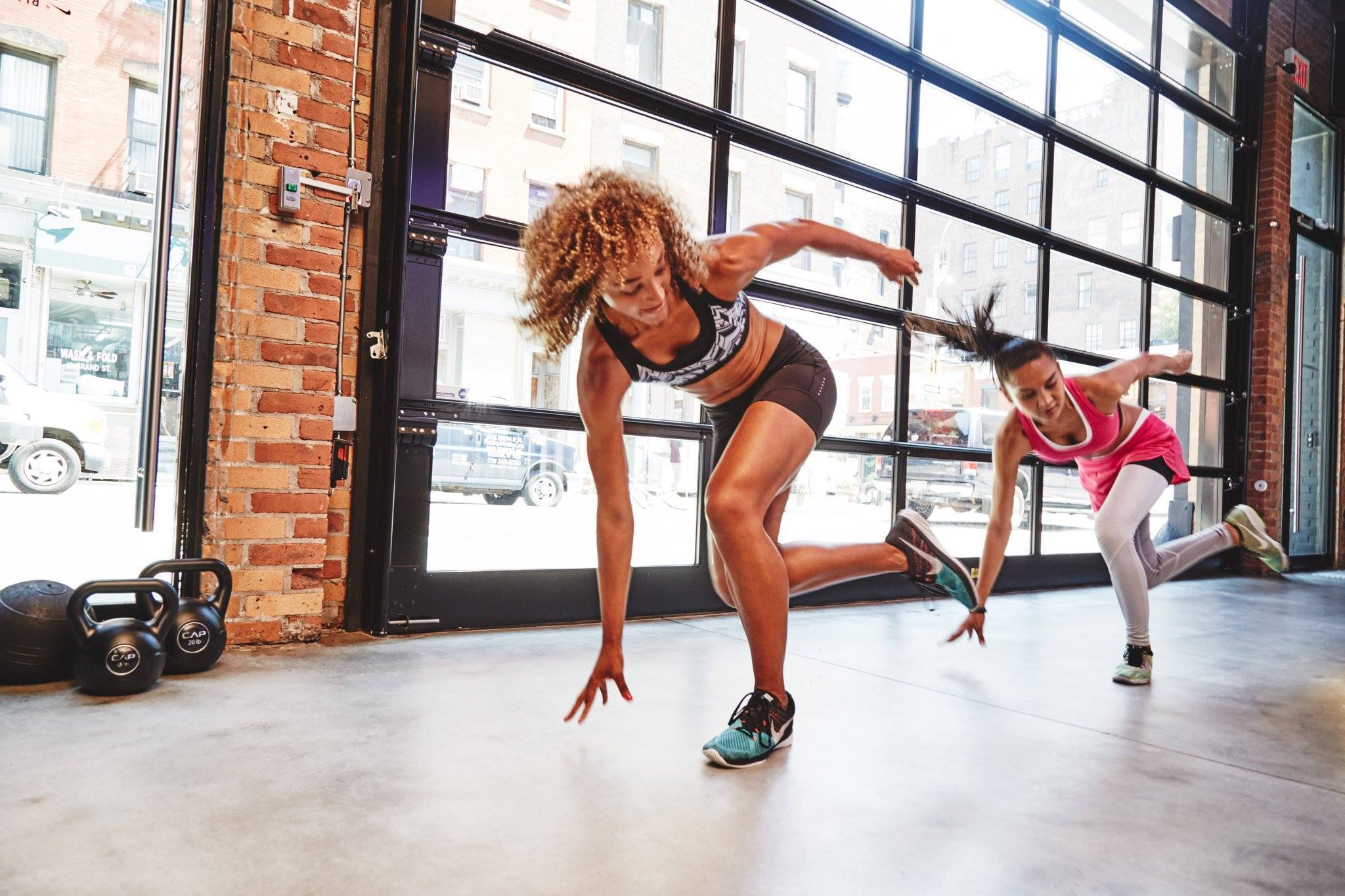 Work out to these fun fitness videos at home