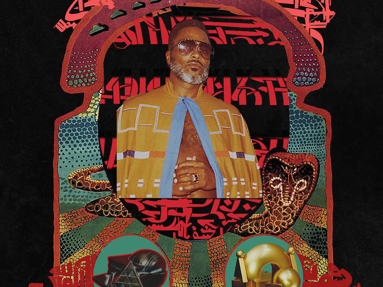 'The Don of Diamond Dreams' - Shabazz Palaces