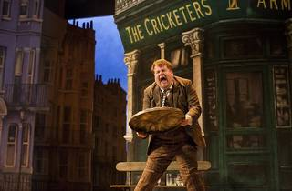 One Man, Two Guvnors, James Corden, National Theatre Live