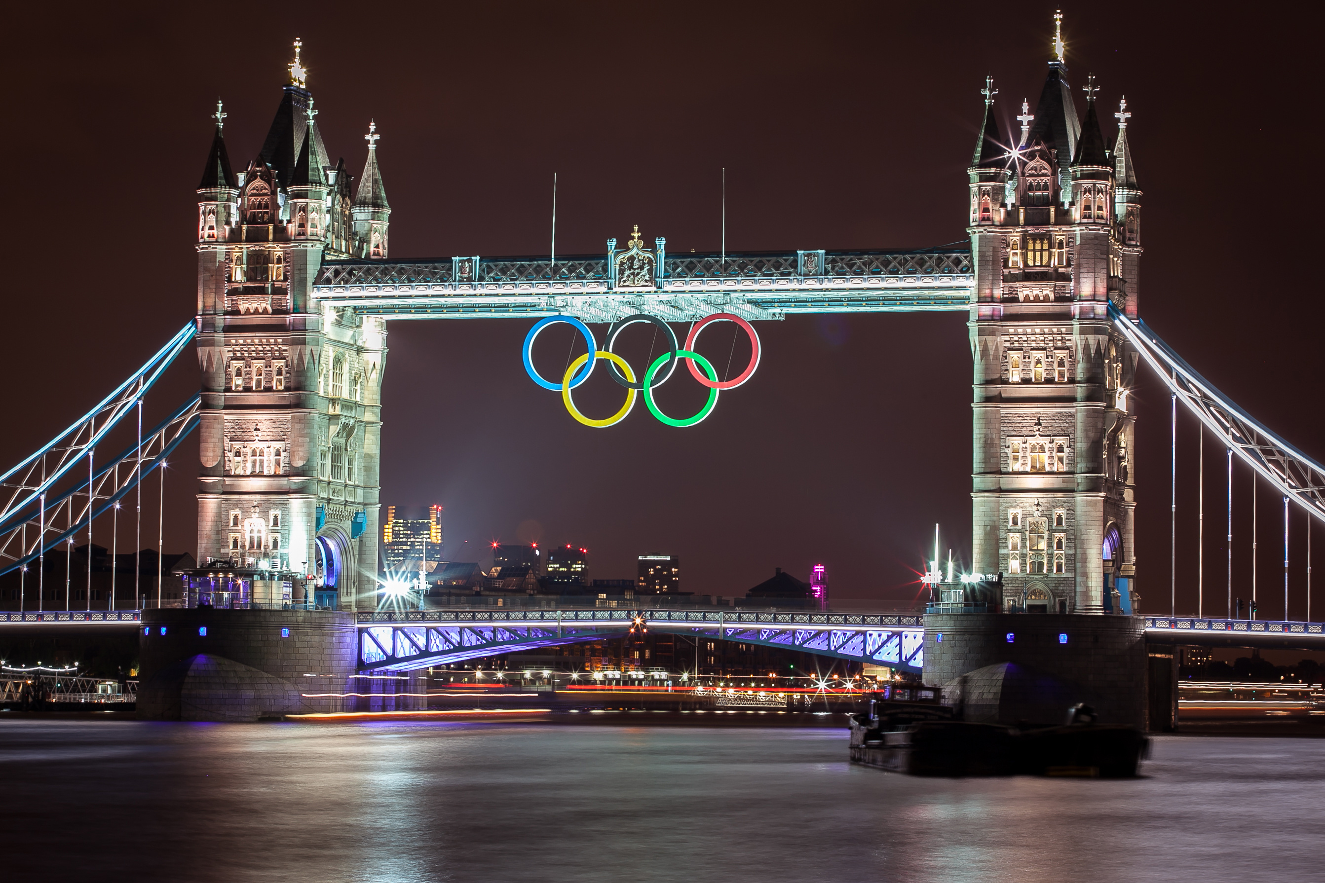 Team GB is streaming the London 2012 Olympics opening ceremony today