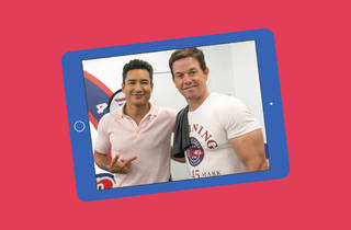 Mark Wahlberg F45 workout