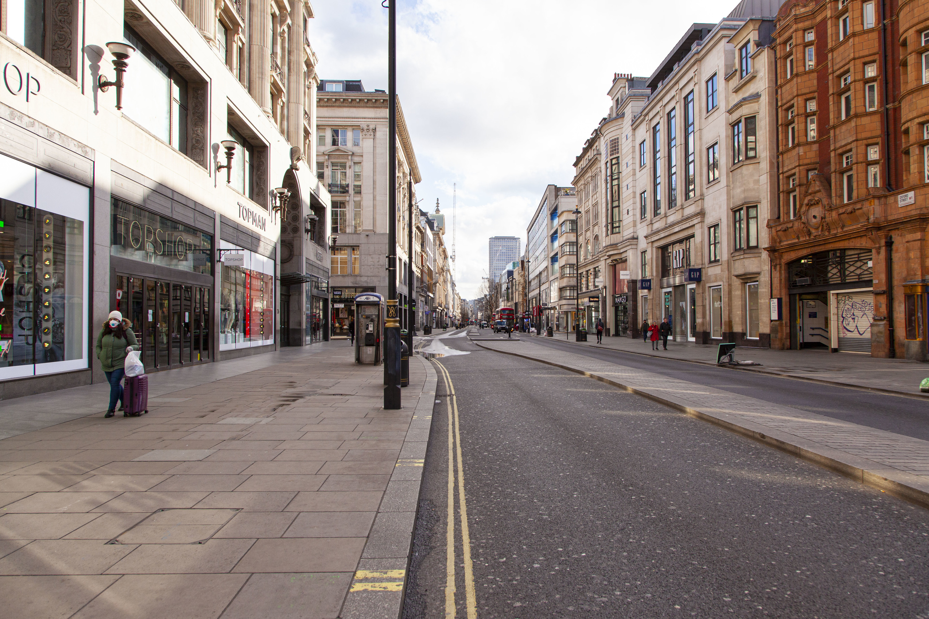 Oxford Street reopens with new safety plans in place