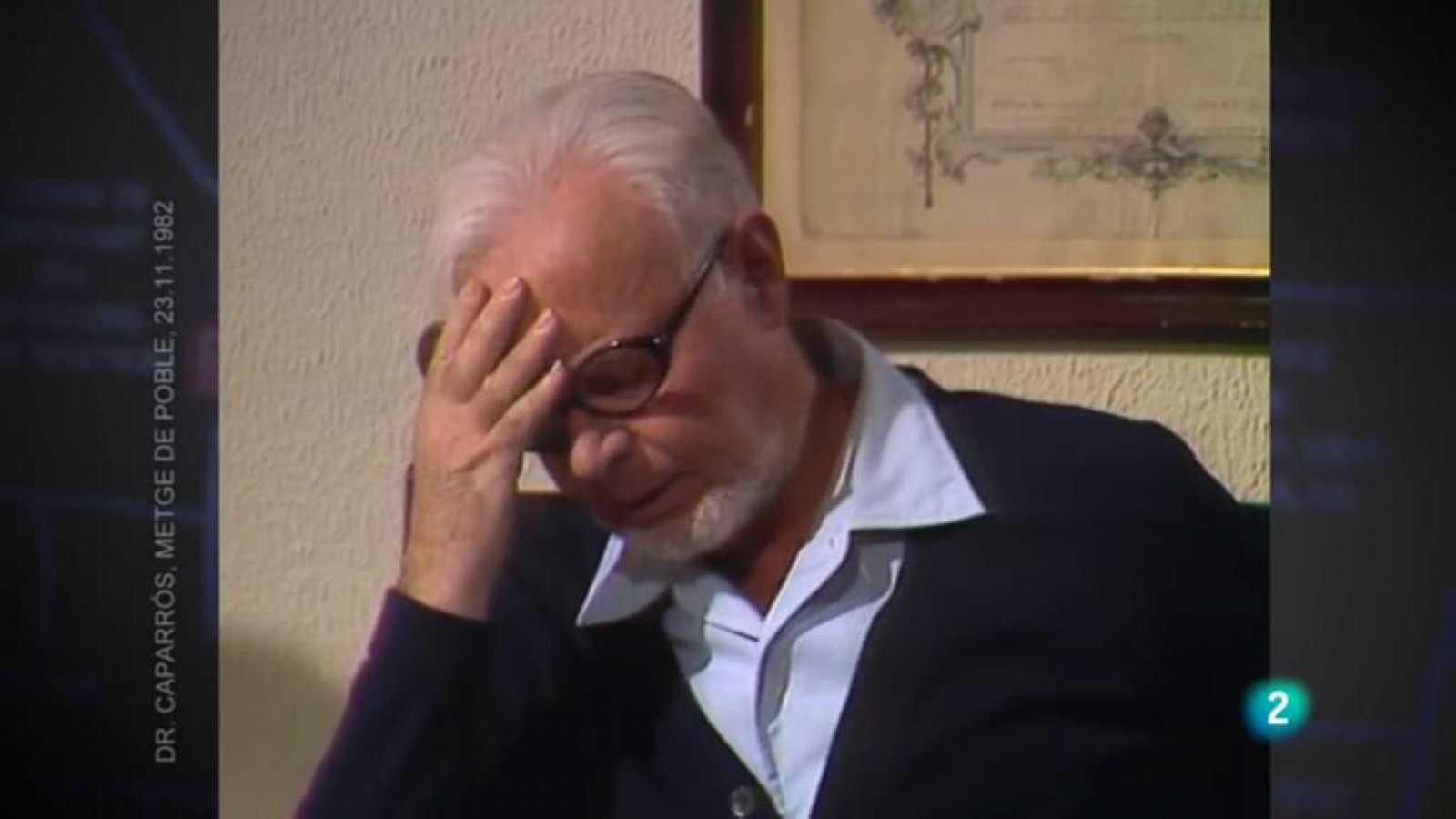 'Doctor Caparrós, medicina general', TVE