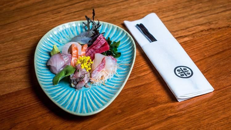 Restaurante, Tasca Kome, Cozinha Japonesa