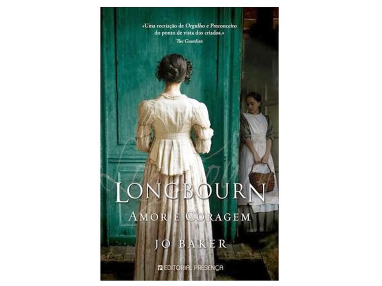DIA 7   Longbourn: Amor e Coragem