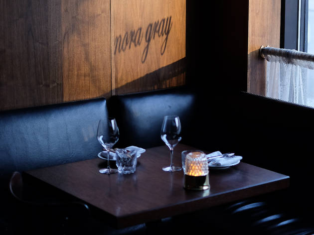 What's it like for a top Montreal restaurateur when they close their restaurant?