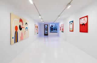 Turn Gallery, art, Lower East Side, virtual tour