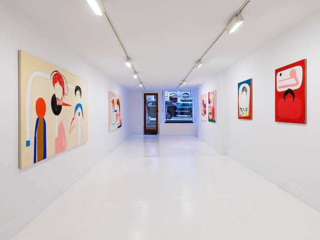 Turn Gallery, art, Lower East Side, virtual tour