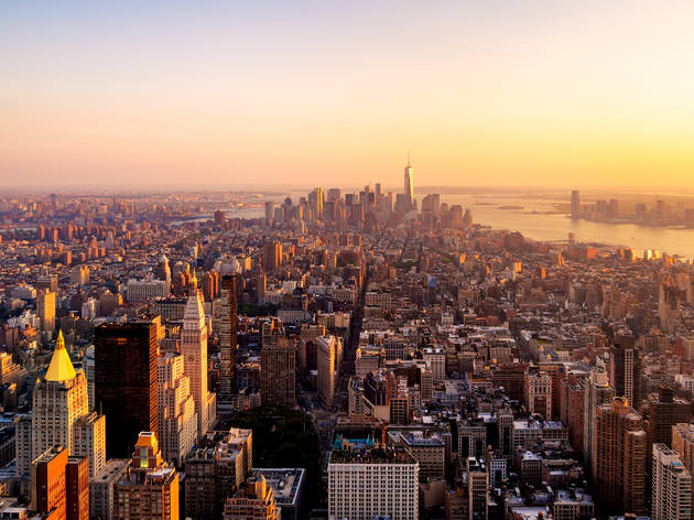 Here's what you can and can't do in NYC right now