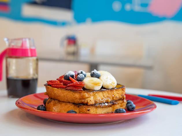 BAD! (breakfast all day), el lugar con desayunos todo el día en la Juárez