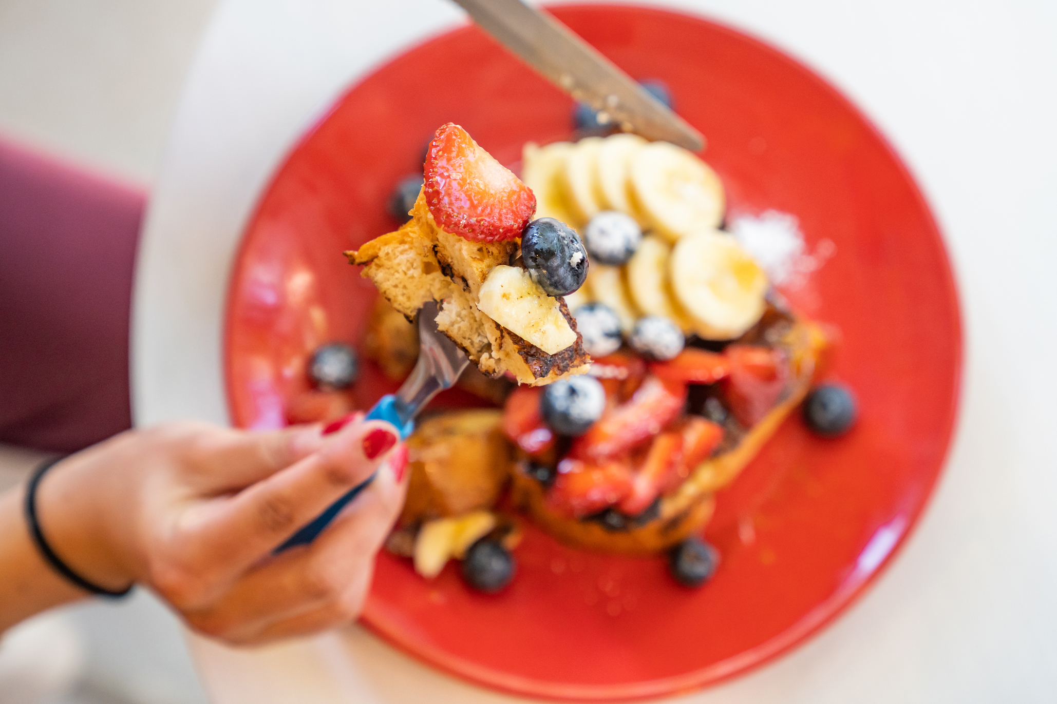 BAD! (breakfast all day) pan francés partido
