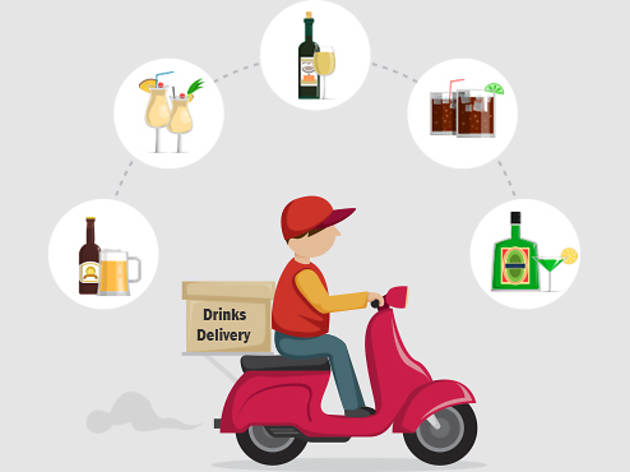 Drinks Delivery Service