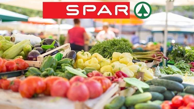 spar, market