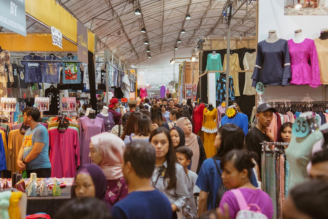 Geylang Serai Ramadan Bazaar goes digital this year