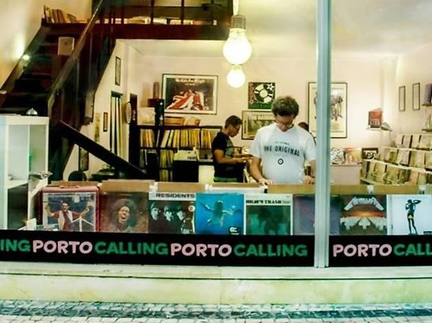 Lojas de discos do Porto para comprar online