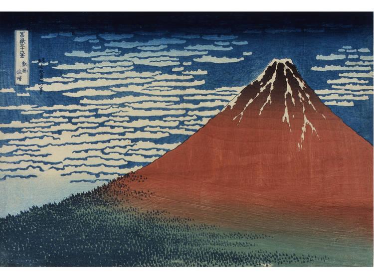 「日本人と自然」特徴的な8つの分野