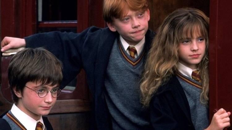 Imagen de la película Harry Potter y la piedra filosofal