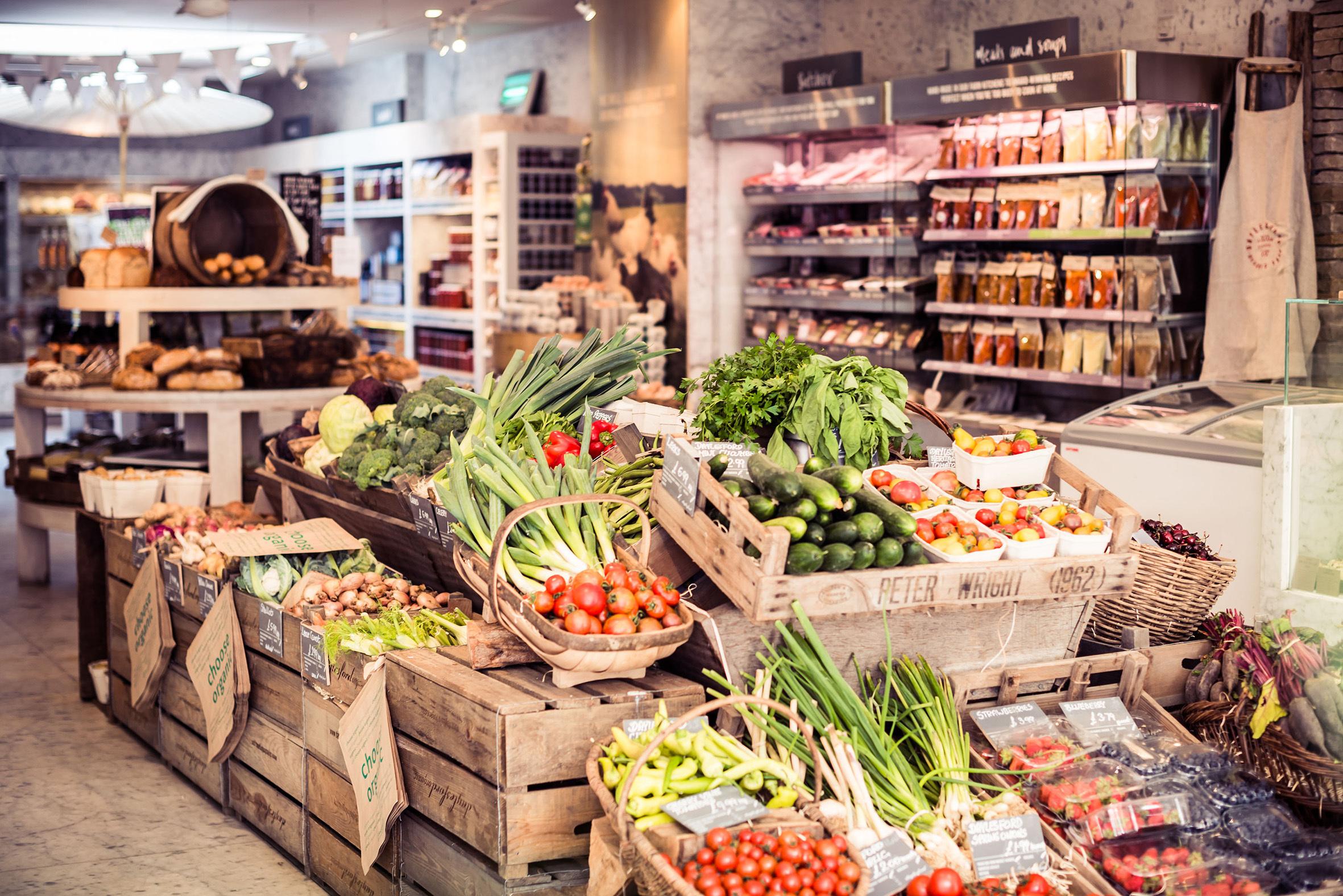 Daylesford Organic Chelsea