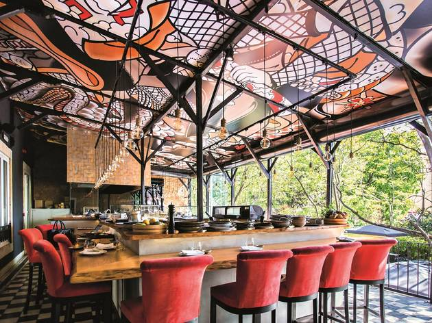 Restaurante, Yakuza First Floor, Cozinha Japonesa