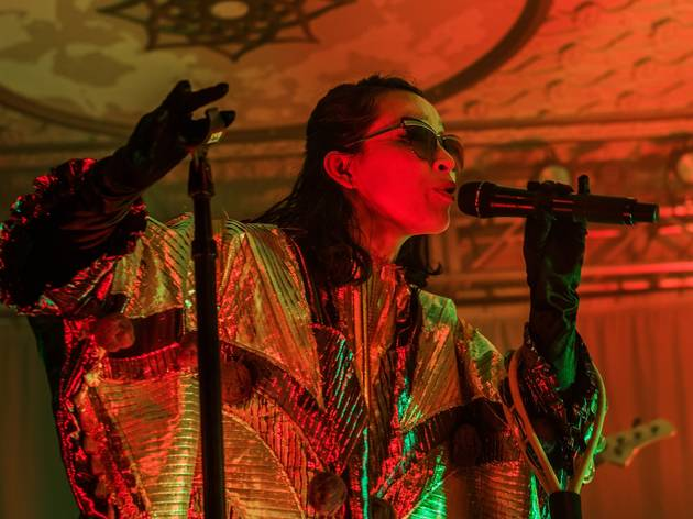 Little Dragon's Yukimi Nagano on her fave places in the world