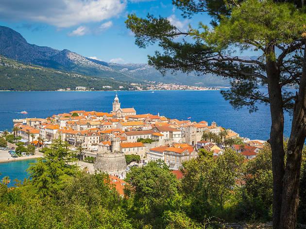 Town of Korčula