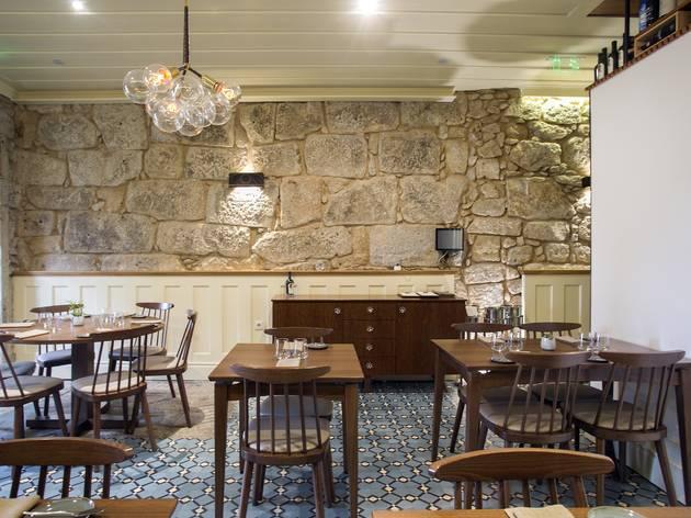 Restaurante, Almeja, Cozinha de Autor
