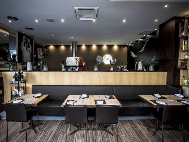 Restaurante, Antonio Mezzero, Cozinha Italiana