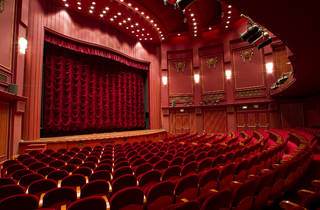 Photograph of a theatre, shutterstock