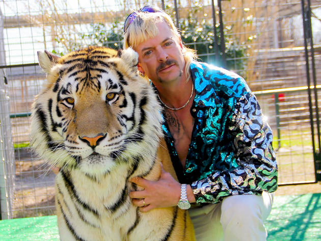 Five WTF? things we learned watching Netflix big-cat documentary 'Tiger King'