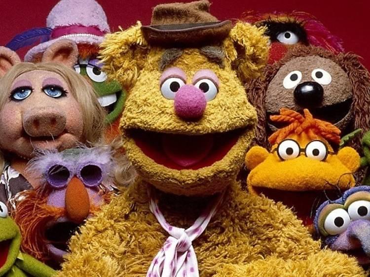 Los Muppets, la película (1979)