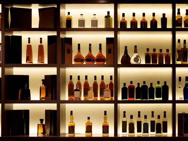 The best whiskies to order online below $600