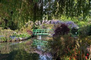 Jardin d'Eau, Fondation Claude Monet, Giverny