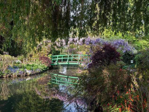 Jardin d'Eau, Fondation Claude Monet, Giverny