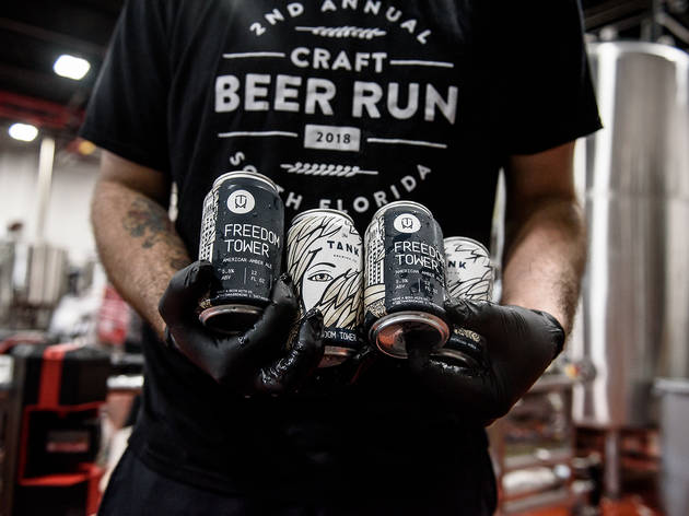 Send a six-pack of craft beer to the Miamian you miss the most right now