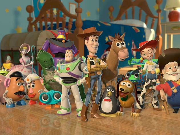 The 10 best Pixar movies of all time