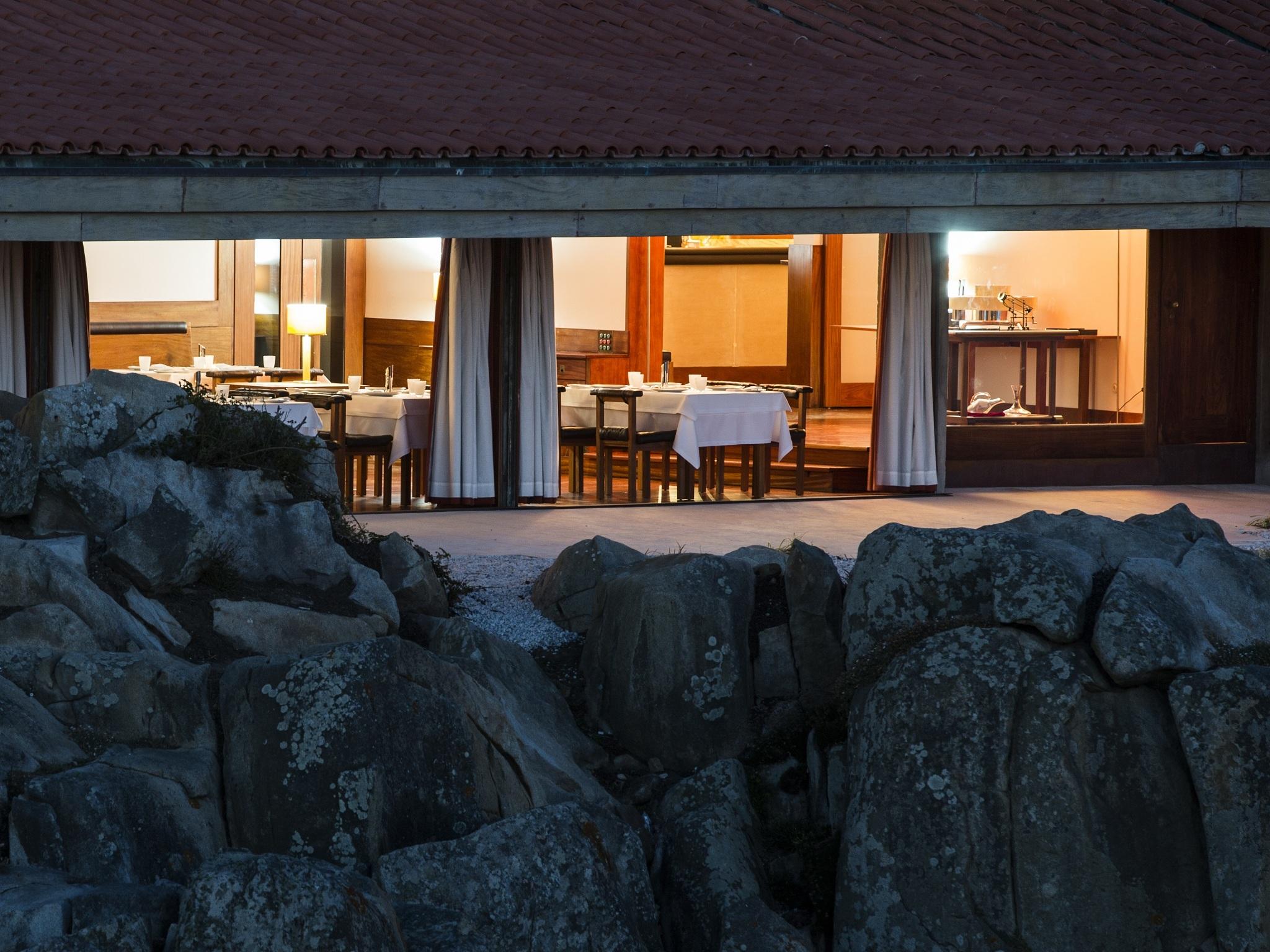Restaurante, Casa de Chá da Boa Nova, Cozinha de Autor