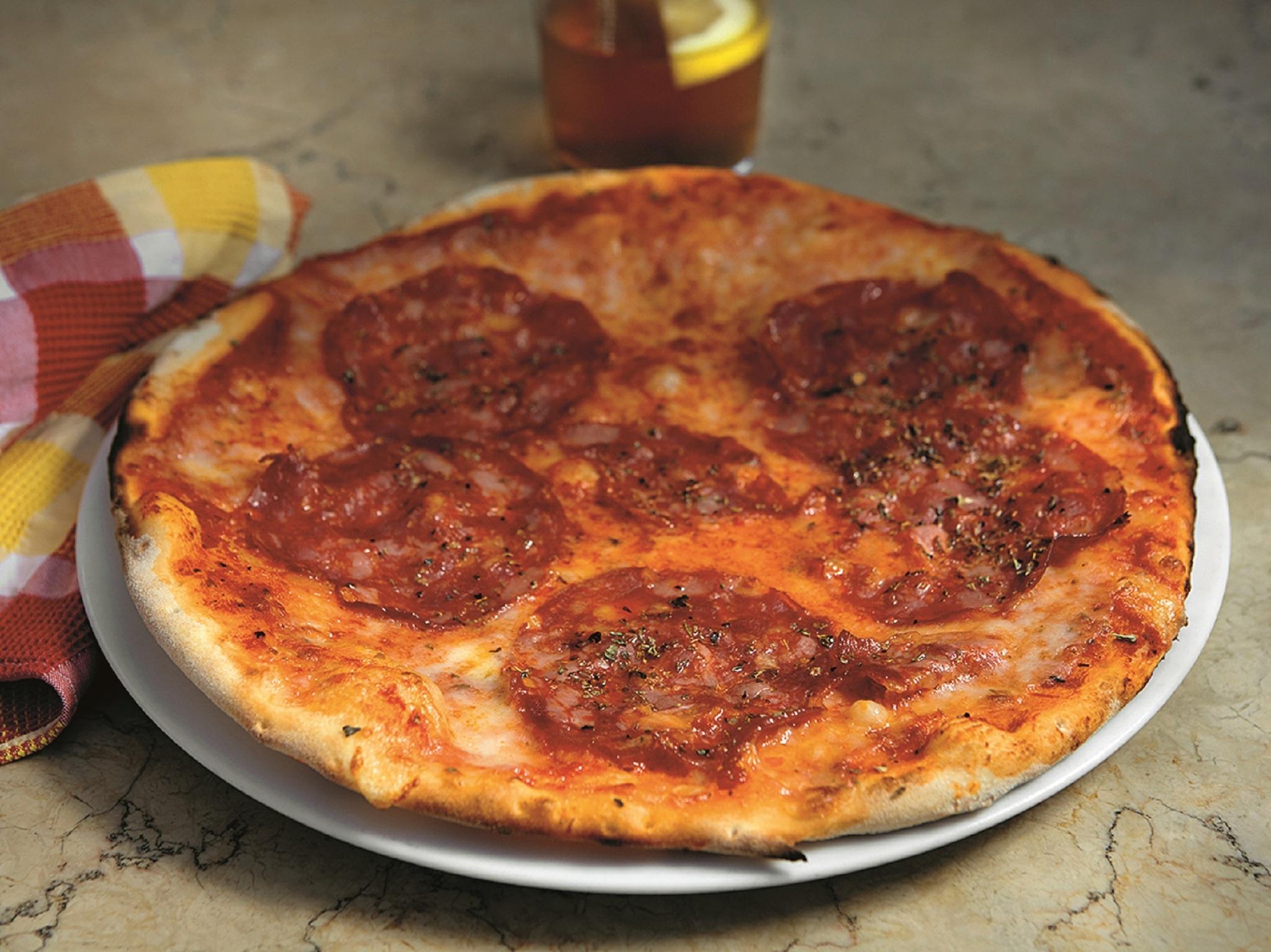 Restaurante, Casa D'Oro, Pizza