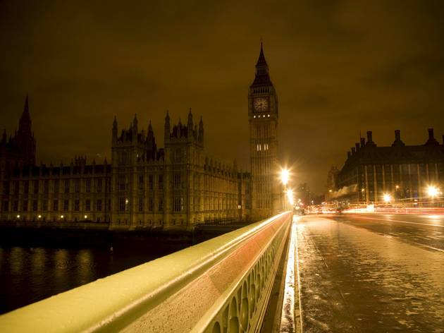 earth hour in london