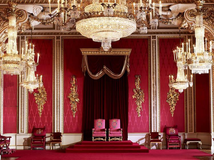 Buckingham Palace, Londres (Reino Unido)