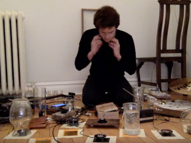Experimental musician
