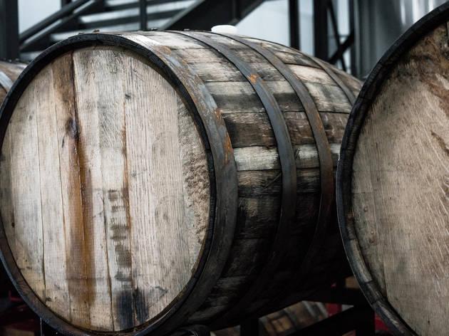 Scotch whisky barrels Photo by Elevate on Unsplash