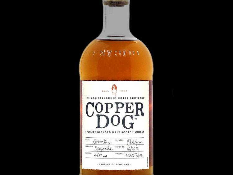 Copper Dog Speyside Blended Malt Whisky (Speyside)