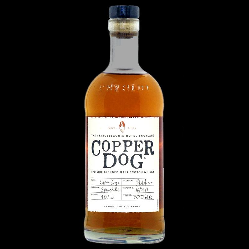 Copper Dog Blended Malt Whisky