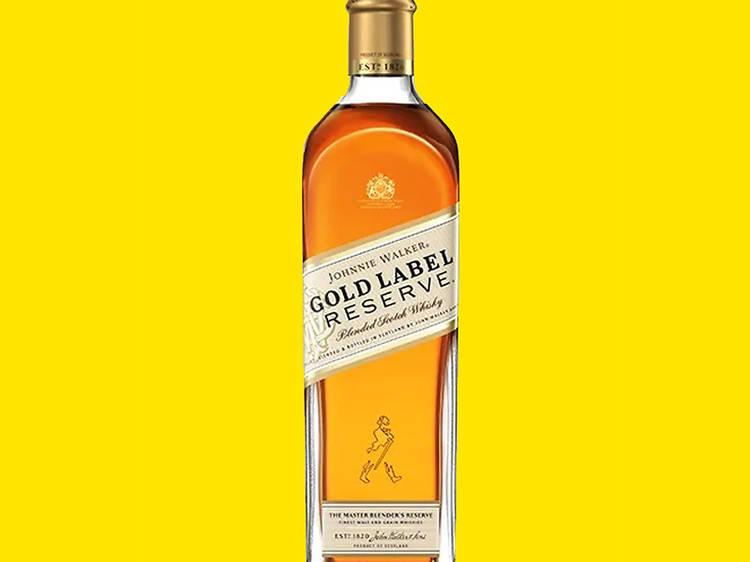 Johnnie Walker Gold Label Reserve (Speyside and Highland)