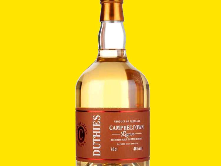 Duthies Campbeltown Region Blended Malt Whisky (Campbeltown)